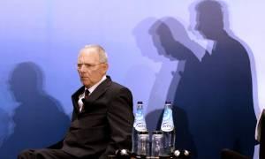 Σόιμπλε: «Όχι, όχι και ξανά όχι» για το ελληνικό χρέος