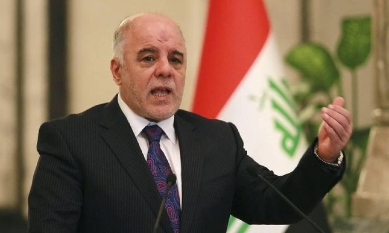 Αμπάντι: Η μάχη της Μοσούλης θα δοθεί από τις ιρακινές δυνάμεις