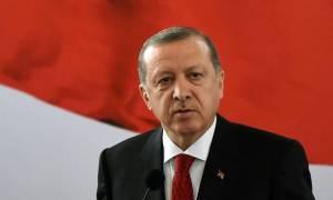 Ερντογάν: Σεβόμαστε τα σύνορα κάθε έθνους ακόμα και αν αυτό ραγίζει την καρδιά μας