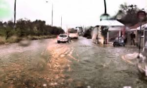Καιρός: Συνεχίζεται η κακοκαιρία – Πού θα σημειωθούν ισχυρές καταιγίδες