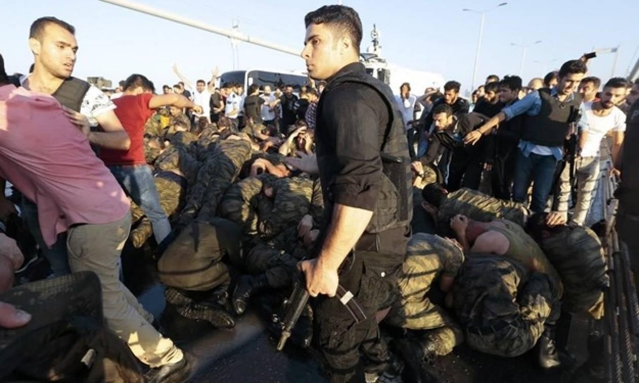 Τουρκία: Αριθμός ρεκόρ οι συλλήψεις του αποτυχημένου πραξικοπήματος