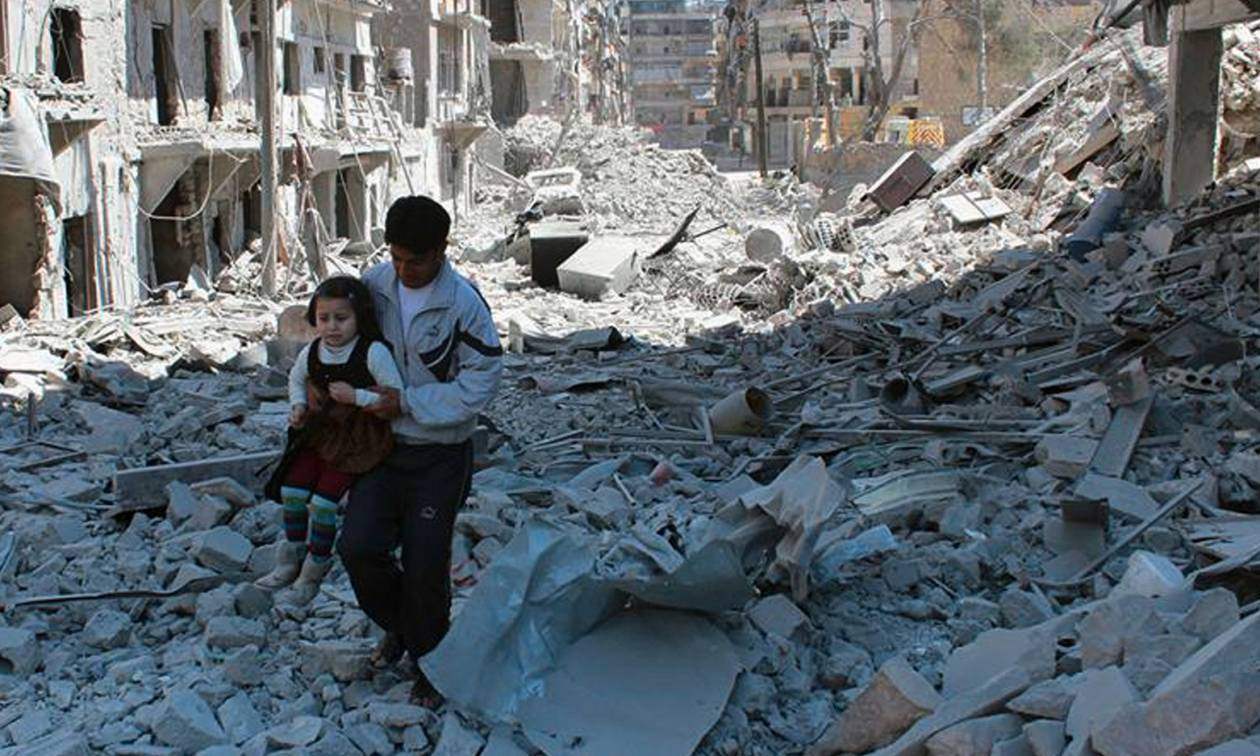 Γαλλία: Να κάνουμε τα πάντα για να σταματήσει η σφαγή στο Χαλέπι