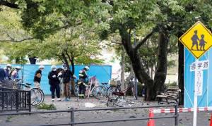 Ιαπωνία: 72χρονος ο δράστης της διπλής έκρηξης