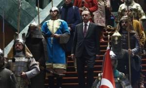 Τουρκία: Έτοιμο το σχέδιο της συνταγματικής αναθεώρησης που θα κάνει τον Ερντογάν... σουλτάνο