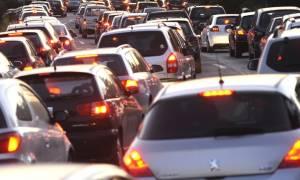 ΤΩΡΑ: Κυκλοφοριακό «έμφραγμα» σε κεντρικές λεωφόρους της Αθήνας