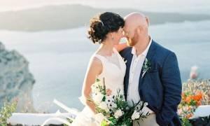 Ο παραμυθένιος γάμος στη Σαντορίνη εξελίχθηκε σε εφιάλτη!