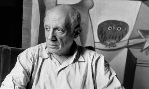 Σαν σήμερα το 1881 γεννήθηκε ο μεγάλος Ισπανός ζωγράφος Πάμπλο Πικάσο