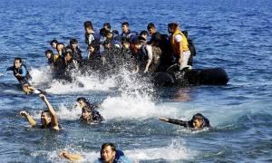 Προσφυγικό: Πάνω από 330 μετανάστες πέρασαν στα νησιά του βόρειου Αιγαίου το Σαββατοκύριακο