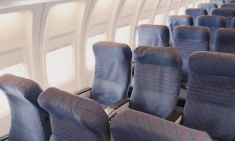 Γιατί οι θέσεις του αεροπλάνου δεν είναι πάντα στην ίδια ευθεία με τα παράθυρα;
