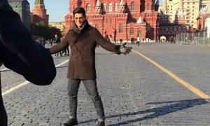 Αποθέωση για τον Σάκη Ρουβά και στη Ρωσία!