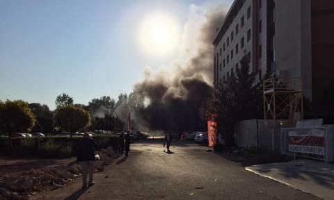 Έκρηξη Τουρκία: Πήρε «φωτιά» το twitter για το περιστατικό στην Αττάλεια