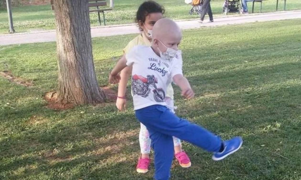Θρήνος: «Έφυγε» από τη ζωή ο μικρός Κωνσταντίνος που συγκλόνισε όλη την Ελλάδα