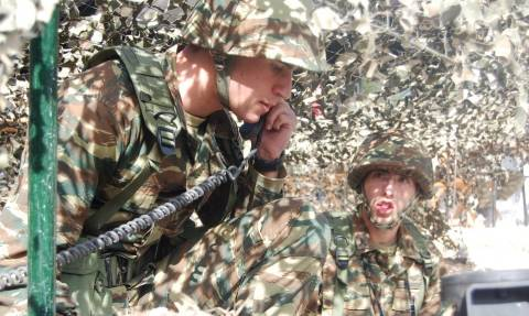 Εκπαίδευση Σχολής Πυροβολικού - Εκπαιδευτικές Βολές (pics)