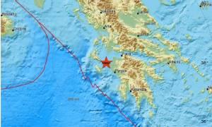 Σεισμός «ταρακούνησε» την Πελοπόννησο