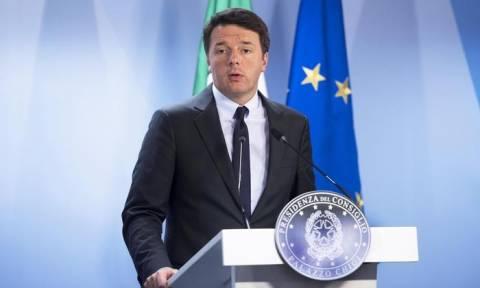 Αναταράξεις στην Ευρώπη προκαλεί ο Ρέντσι: Απειλεί με βέτο για το προσφυγικό