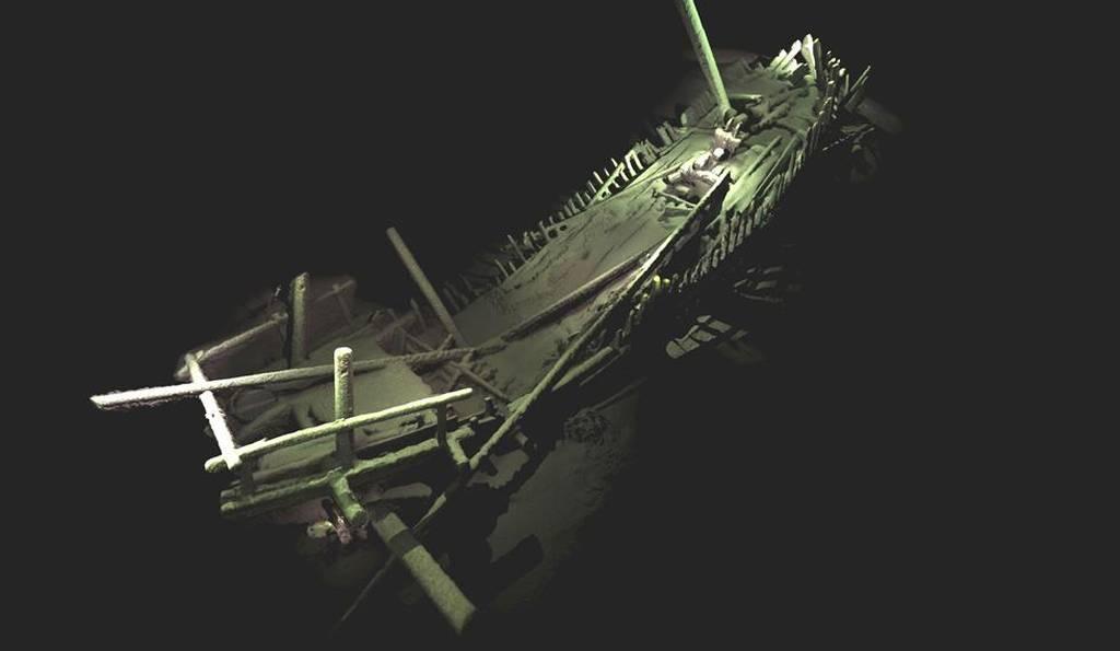 Σημαντική ανακάλυψη: Αρχαιολόγοι βρήκαν βυζαντινά ναυάγια στο βυθό της Μαύρης Θάλασσας (pics)