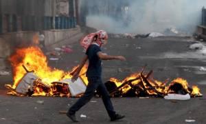 Τουρκία: Σφοδρές συγκρούσεις διαδηλωτών με την αστυνομία στο Ντιγιάρμπακιρ (Vid)