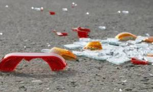 Καραμπόλα στην Αθηνών - Λαμίας - Μεγάλο το μποτιλιάρισμα