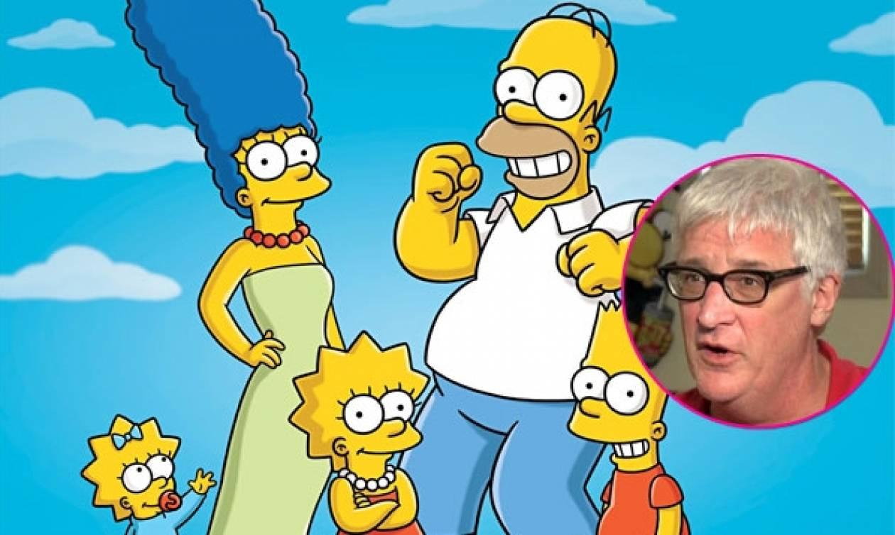 Σοκ στο Χόλιγουντ: Πέθανε ο σεναριογράφος της σειράς The Simpsons και Παντρεμένοι με παιδιά (Vids)