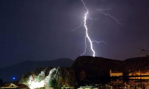 Η ΕΜΥ προειδοποιεί: Έρχονται έντονα καιρικά φαινόμενα τις επόμενες ώρες