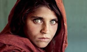 Συνελήφθη η Αφγανή Σαρμπάτ Γκούλα της διάσημης φωτογραφίας