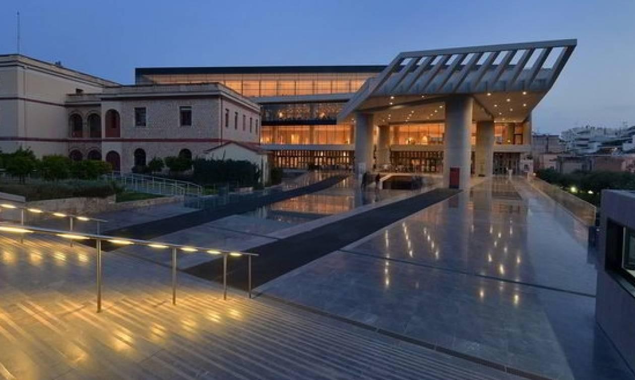 Στις 28 Οκτωβρίου ξέρετε τι θα συμβεί στο μουσείο της Ακρόπολης;