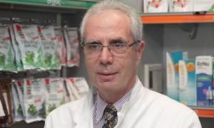 Λουράντος: Τα φαρμακεία κλείνουν – Το αποδεικνύουν τα στοιχεία της ΕΛΣΤΑΤ