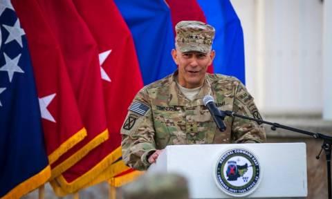 ΗΠΑ: «Στη Ράκα θα εισβάλλουμε μαζί με τους Κούρδους όσο κι αν αντιδρούν οι Τούρκοι»