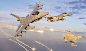 Προκαλούν ξανά οι Τούρκοι: Εικονικές αερομαχίες και παραβιάσεις πάνω από το Αιγαίο