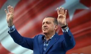 Νέες «απειλές» Ερντογάν: Θα προστατεύσουμε τους ομοεθνείς μας στην Ελλάδα