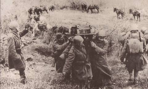 Σαν σήμερα το 1940 το περήφανο «ΟΧΙ» των Ελλήνων