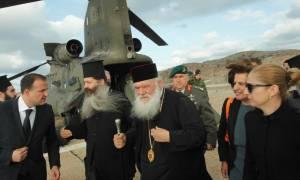 Θύμισε Χριστόδουλο ο Ιερώνυμος: Πυρά κατά των Ευρωπαίων και κάλεσμα εγρήγορσης