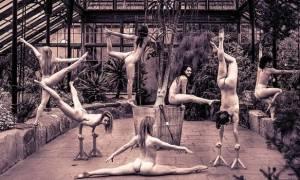 Γυμνοί για καλό σκοπό οι «Έλληνες Θεοί» του Κέιμπριτζ (photos)