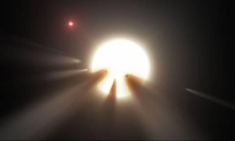 Κυνήγι εξωγήινων στο μυστηριώδες «άστρο της Τάμπι»