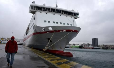 Θυελλώδεις άνεμοι - Ποια δρομολόγια πλοίων δεν εκτελούνται