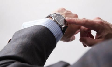 ΠΡΟΣΟΧΗ: Δείτε πότε αλλάζει η ώρα!