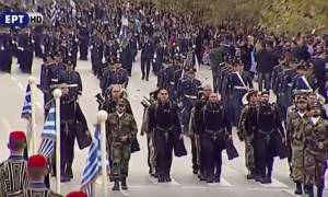 28η Οκτωβρίου: Ξεσήκωσαν το πλήθος οι ΟΥΚάδες (video)