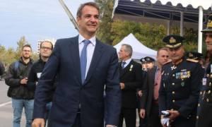 28η Οκτωβρίου - Μητσοτάκης: Η ψυχική ενότητα του έθνους απαραίτητη για την αντιμετώπιση κάθε απειλής
