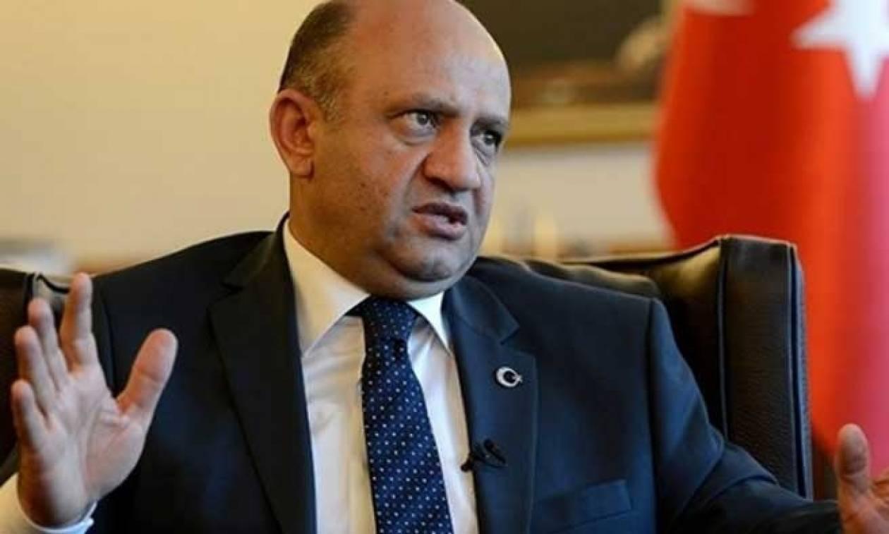 Τουρκία: Να φύγει το ΝΑΤΟ απ' το Αιγαίο