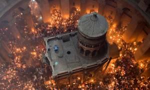 Συγκλονιστική αποκάλυψη: Άνοιξαν μετά από αιώνες τον τάφο του Χριστού (vids+pics)
