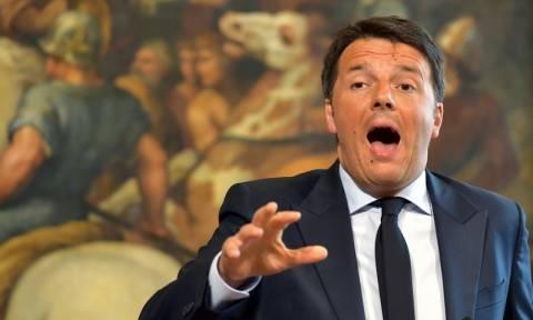 Νέες απειλές Ρέντσι για βέτο στον ευρωπαϊκό προϋπολογισμό