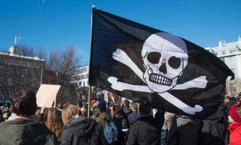 Ισλανδία: Στη σκιά των Panama Papers, οι Πειρατές έτοιμοι για «ρεσάλτο» στην εξουσία