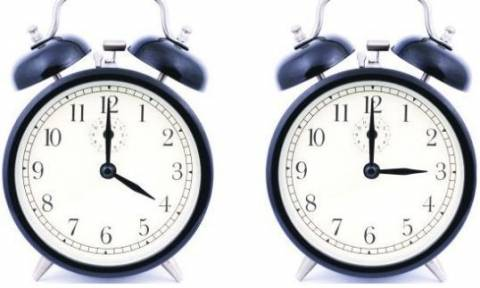 Αλλαγή ώρας 2016: Πότε γυρίζουμε τα ρολόγια μας μια ώρα πίσω και γιατί