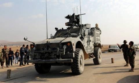 Επιχείρηση επανακατάληψης πόλης δυτικά της Μοσούλης