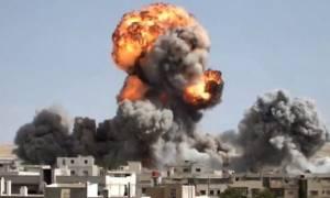 Συρία: Συνεχίζονται αεροπορικές επιδρομές στο δυτικό Χαλέπι