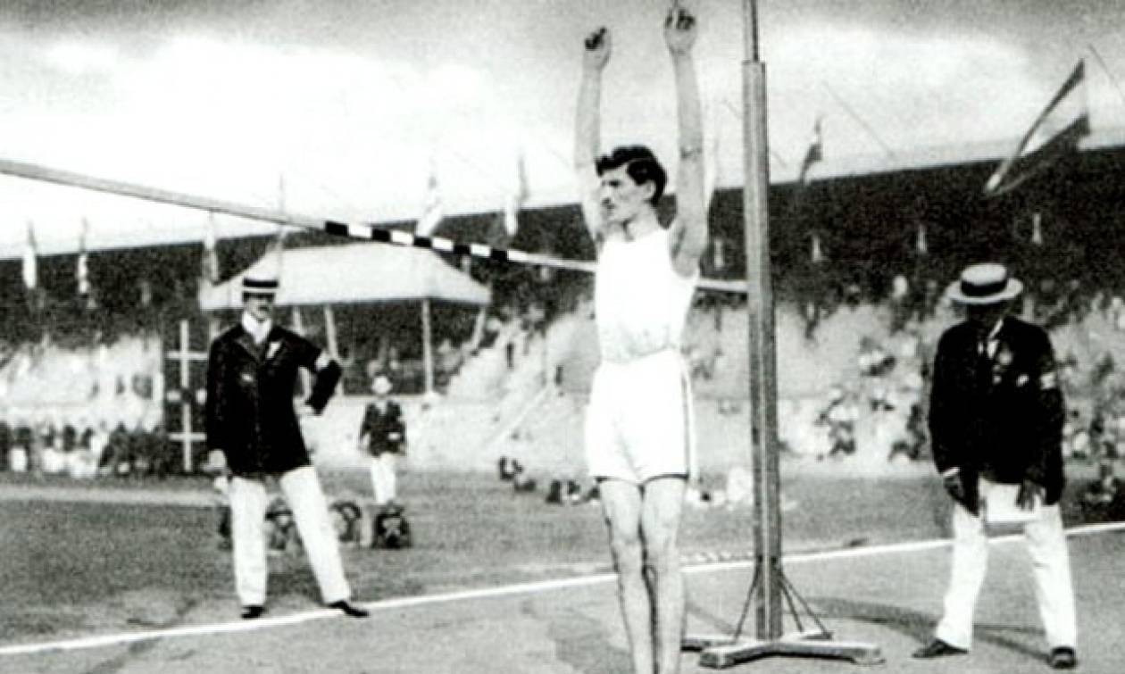 Σαν σήμερα το 1888 γεννιέται ο Ολυμπιονίκης Κωνσταντίνος Τσικλητήρας