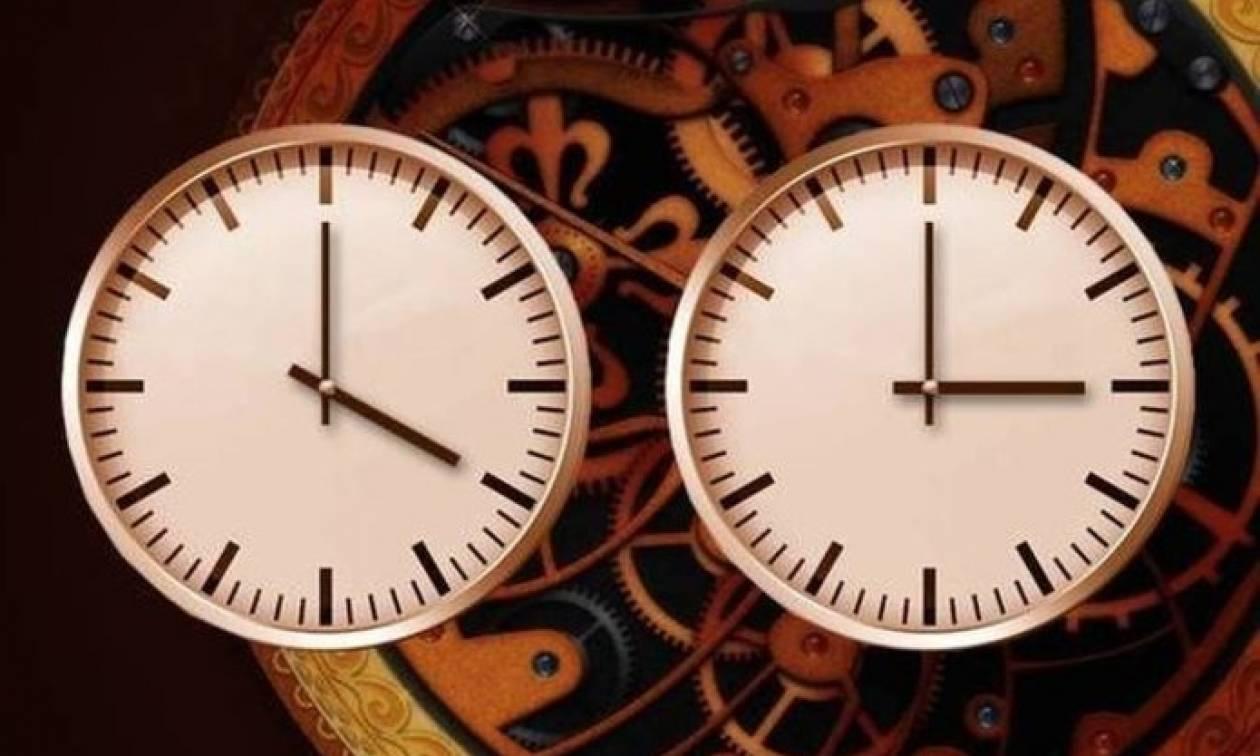 Άλλαξε η ώρα και τώρα θα νυχτώνει… νωρίτερα
