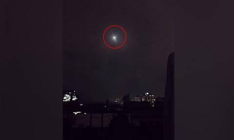 Βίντεο-ντοκουμέντο: Πανικός στη Βιέννη και στο Γκρατς από έλευση UFO (Pics+Vid)