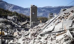 Σεισμός Ιταλία - Τηλεοπτικό διάγγελμα Ρέντσι: «Μας παρηγορεί ότι δεν υπάρχουν θύματα» (Pics)