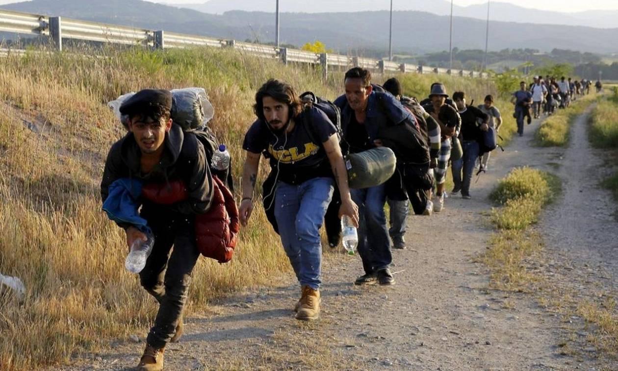 Stuttgarter Zeitung: Ντροπή η αλληλεγγύη «α λα καρτ» για το προσφυγικό